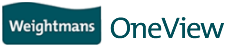 Weightmans OneView logo